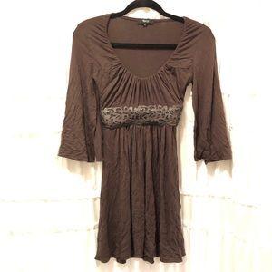 Sky S mini dress
